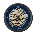 The Mummy Large Wall Clock