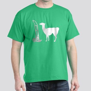 Dolly Llama Dark T-Shirt