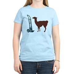Dolly Llama Women's Light T-Shirt