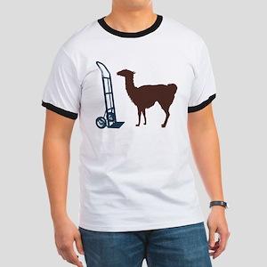 Dolly Llama Ringer T