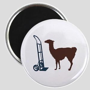 Dolly Llama Magnet