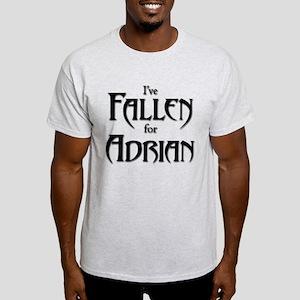 I've Fallen for Adrian Standard Fit Light T-Shirt