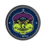 The Witch Wall Clock