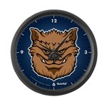 The Werewolf (Brown) Large Wall Clock