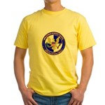 Minuteman Border Patrol tf Yellow T-Shirt