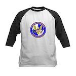 Minuteman Border Patrol tf Kids Baseball Jersey