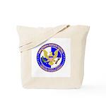 Minuteman Border Patrol tf Tote Bag