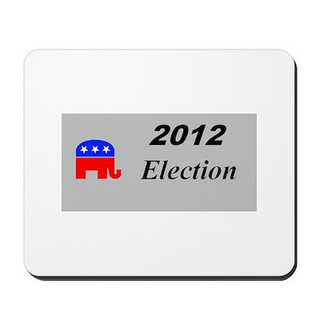 election merchandise Mousepad