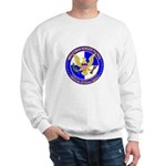 Minuteman Border Patrol ct Sweatshirt