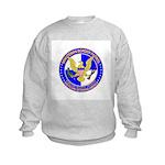Minuteman Border Patrol ct Kids Sweatshirt