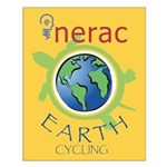 Nerac Earth Small Poster