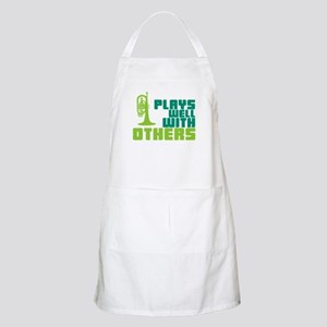 Mellophone (Plays Well With Others) Apron