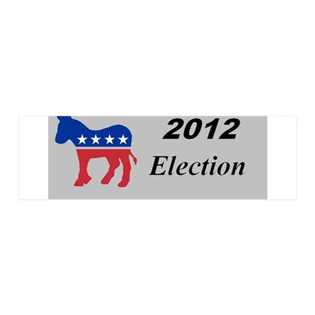 2012 election merchandise 42x14 Wall Peel