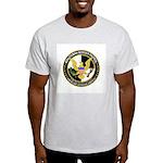 Minuteman Border Patrol tf Ash Grey T-Shirt