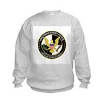 Minuteman Border Patrol tf Kids Sweatshirt