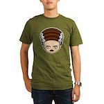 The Bride Organic Men's T-Shirt (dark)