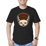 The Bride Men's Fitted T-Shirt (dark)
