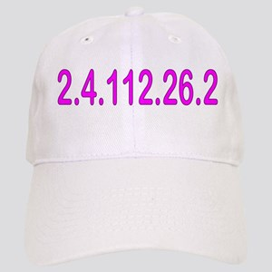 2.4.112.56.2 Blue and Pink Cap