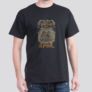 All Men T Shirt, April T Shirt T-Shirt
