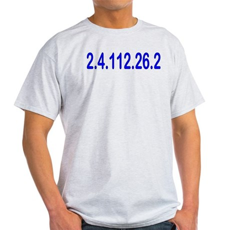 2.4.112.56.2 Blue and Pink Light T-Shirt