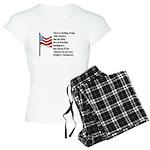 America Women's Light Pajamas