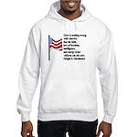 America Hooded Sweatshirt