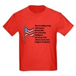 America Kids Dark T-Shirt
