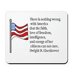 America Mousepad