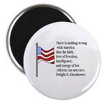 "America 2.25"" Magnet (10 pack)"