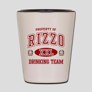 Rizzo Italian Drinking Team Shot Glass