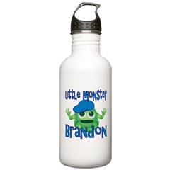 Little Monster Brandon Water Bottle