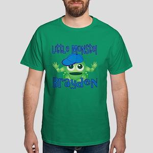 Little Monster Brayden Dark T-Shirt