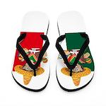 Mexico Flip Flops