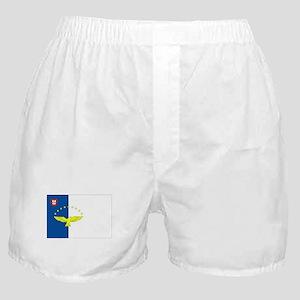 Azores Flag Boxer Shorts