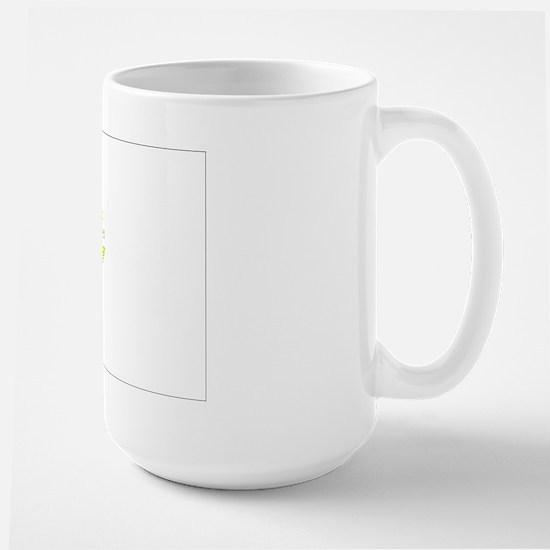 Azores Flag Large Mug