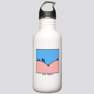Arse Rabbits Stainless Water Bottle 1.0L