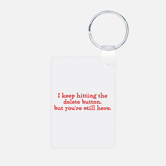 Delete you Keychains