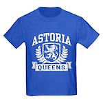 Astoria Queens Kids Dark T-Shirt