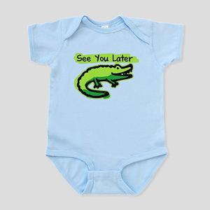 See You Later Alligator Infant Bodysuit