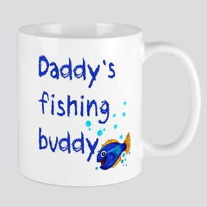 Daddy's Fishing Buddy Mug