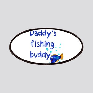 Daddy's Fishing Buddy Patches