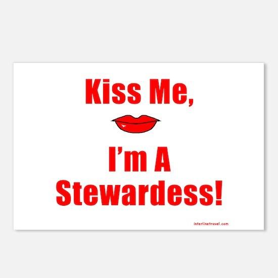 Kiss Me II Postcards (Package of 8)