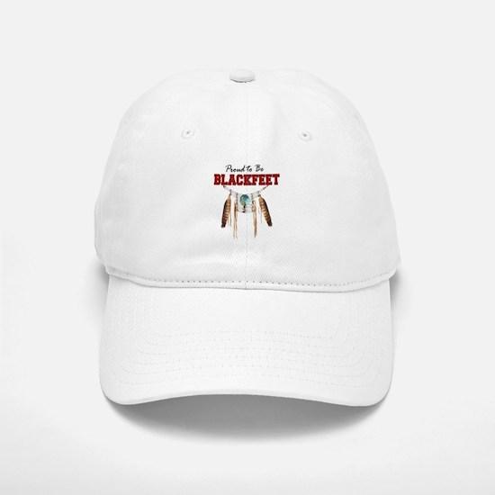 Proud to be Blackfeet Baseball Baseball Cap