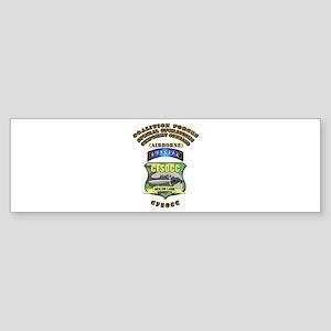 SOF - CFSOCC Sticker (Bumper)