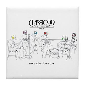 CLASSIC99 Tile Coaster