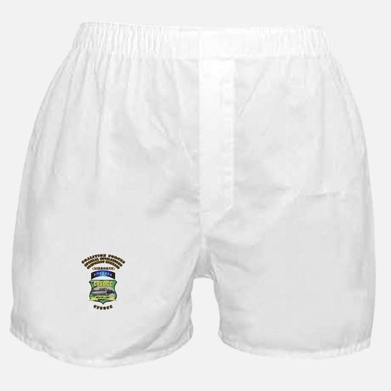 SOF - CFSOCC Boxer Shorts