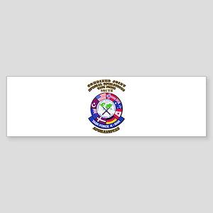 SOF - CJSOTF - South Sticker (Bumper)