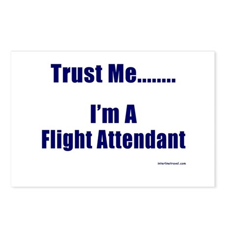 Trust Me, #1 Postcards (Package of 8)
