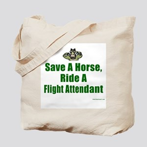 Save a Horse Tote Bag