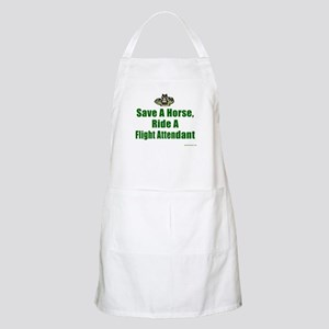 Save a Horse BBQ Apron